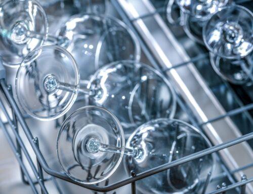 A mosogatógép duguláselhárítása